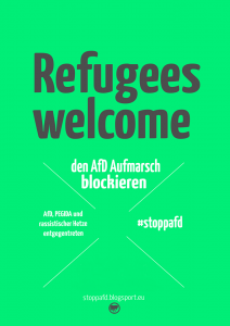 AfD stoppen